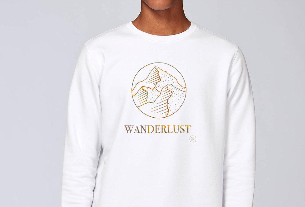 Basic Sweatshirt - Wanderlust