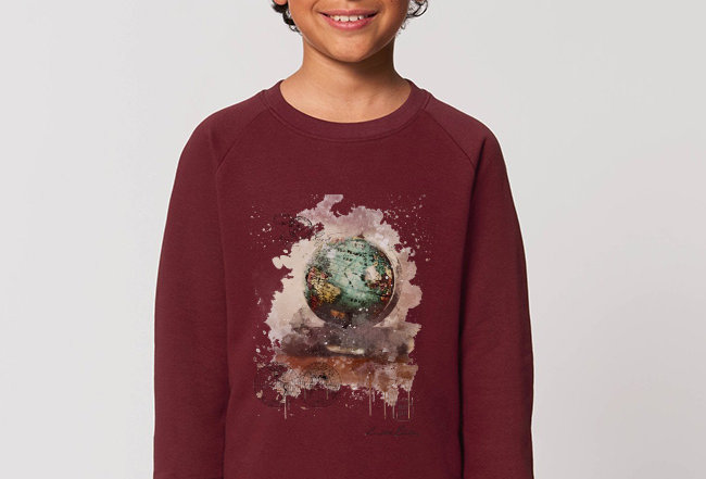 Jungs Sweatshirt - Travel