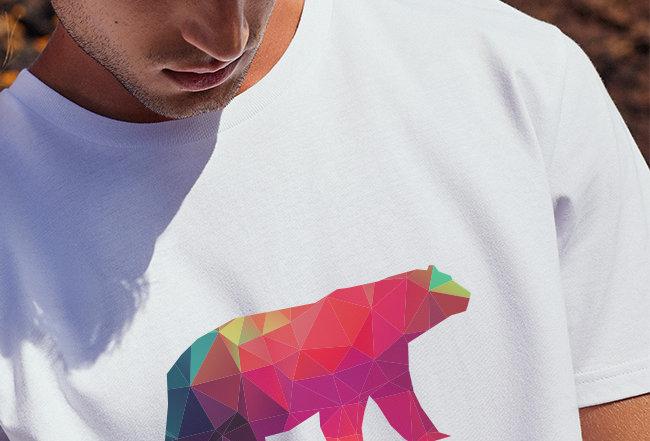 Basic T-Shirt - Polarbär