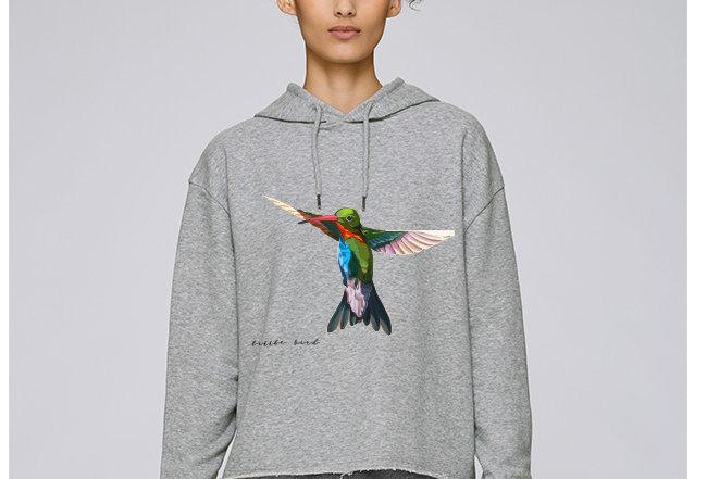 Modernstyle Hoodie- Little Bird