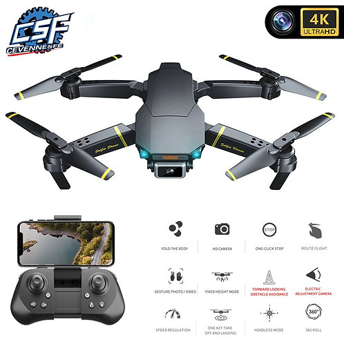GD89 Drone Global Drone With HD Aerial Video Camera 1080P RC Drones X Pro RC