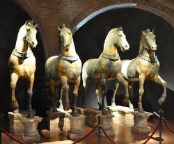 St Mark horses