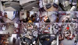 16 Camera System 3MP TVI