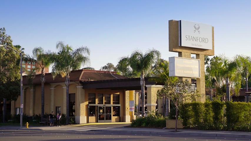 Stanford Inn and suites, Anaheim