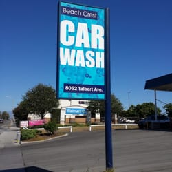 Beach Crest Car Wash, Huntington Beach