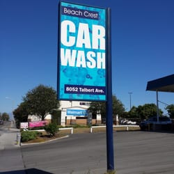 Beach Crest Car Wash, Huntington Beach