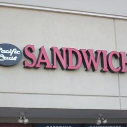 Pacific Crust Sandwiches