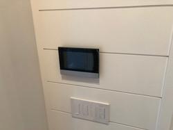 Open Doors using touch screen