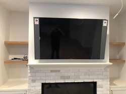 TV install + Wall Mount