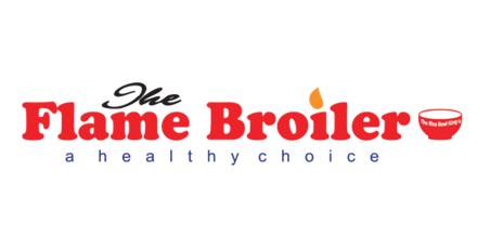 Flame Broiler, Santa Ana