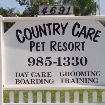 Country Care Pet Resort