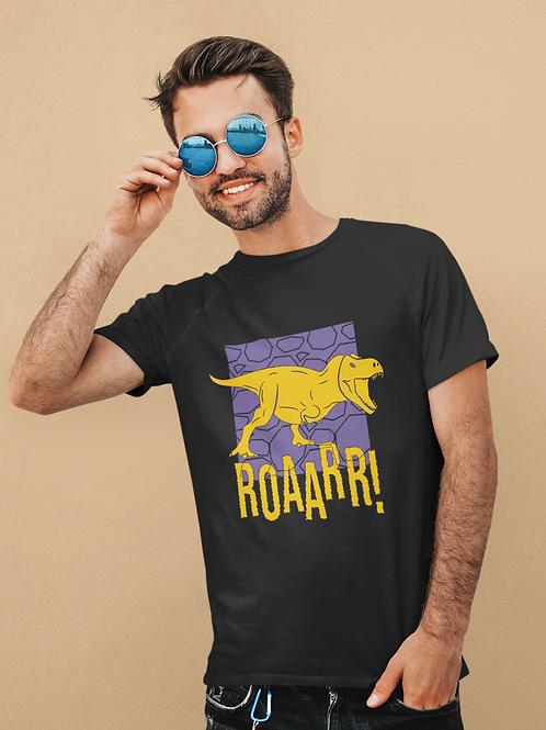 ROAARR cotton T-Shirt