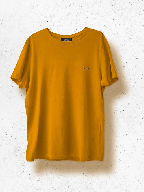 Plain Mustard Yellow