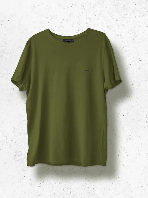 Plain Military green