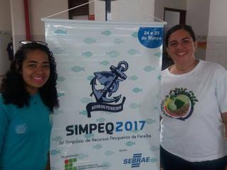Simpósio de Recursos Pesqueiros da Paraíba IV SIMPEQ