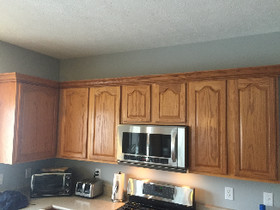 Cabinets Painting EcoFLUX