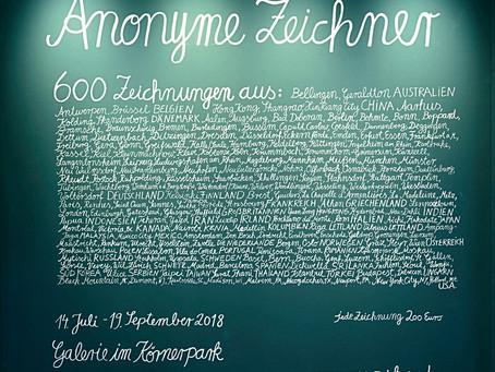 Anonyme Zeichner 2018