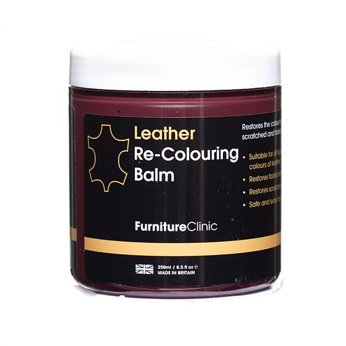 Leder re-coloring balsem op kleur - 250ml