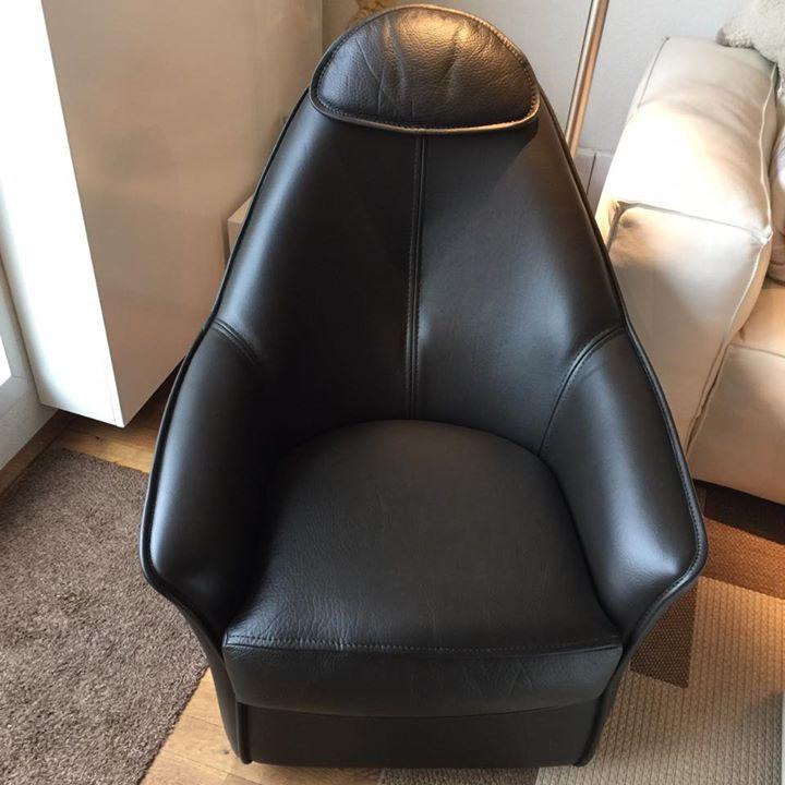 design fauteuil na kleur herstel