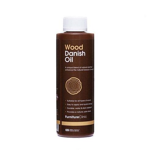 Deense Hout Olie - 250 ml & 500 ml
