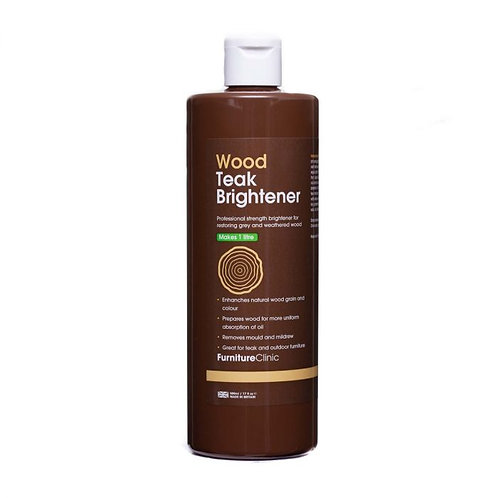 Teak Hout Brightener - 500 ml