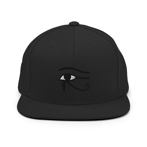 EYE SEE EVERYTHING Snapback Hat