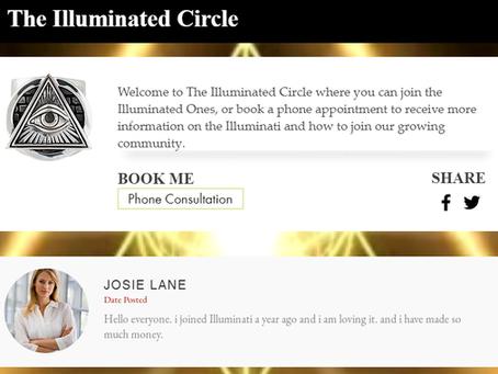 BLOG - Create your own Illuminated Website