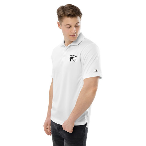 EYE SEE EVERYTHING Men's Champion performance polo