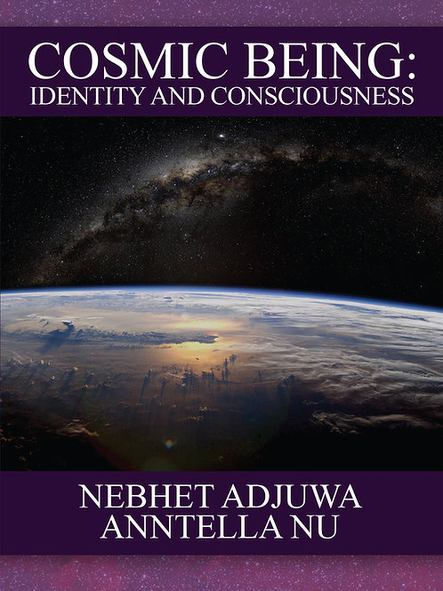 COSMIC BEING: Identity and Consciousness (Softcover)