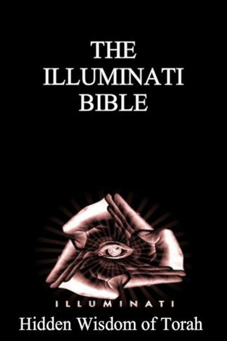 ILLUMINATI BIBLE: Hidden Wisdom of Alpha & Omega (eBook) Michael Cage