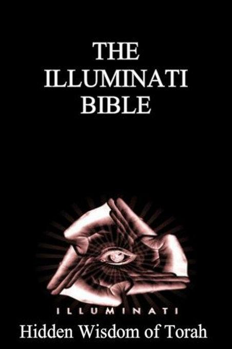 ILLUMINATI BIBLE: Hidden Wisdom of Alpha & Omega (Softcover) Michael Cage