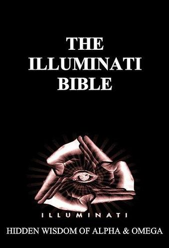 ILLUMINATI BIBLE: Hidden Wisdom of Alpha & Omega (eBook)