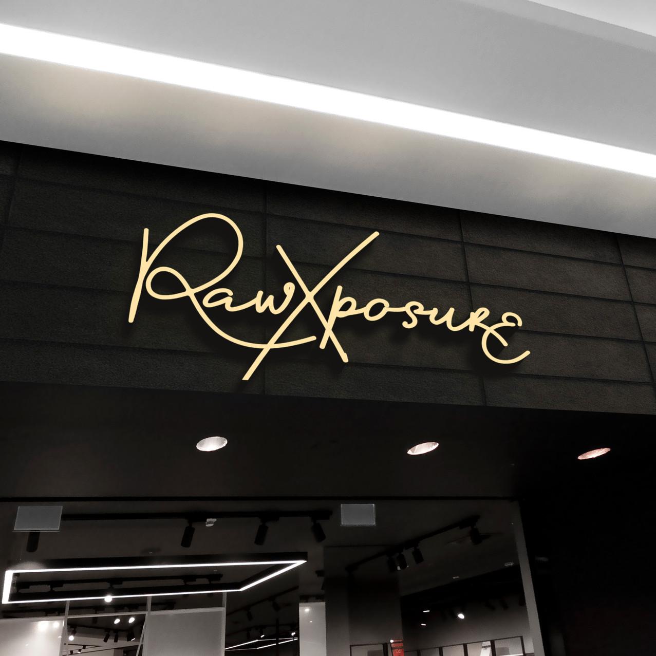 RawXposure Store Sign mockup.jpg