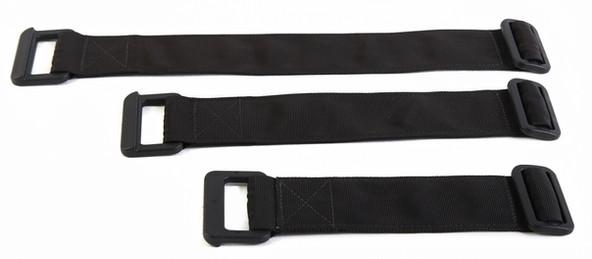 Soft Restraint Belt Extension Straps