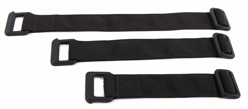 Soft Restraint Belt Extension Straps