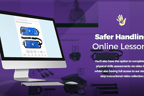Positive Handling and Physical Intervention (for 12) ONLINE