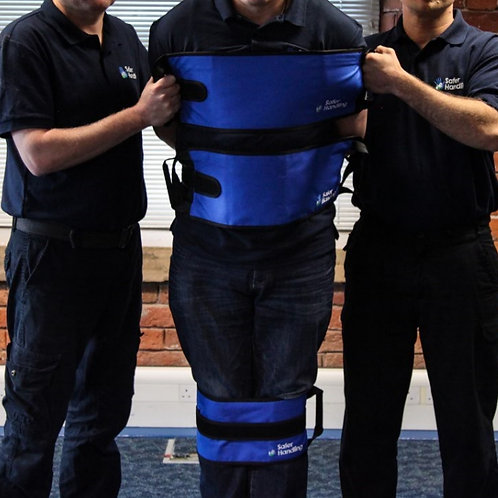 Train the Trainer Safe and Effective Use of the Soft Restraint Kit®