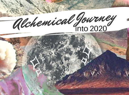 Alchemical Journey into 2020