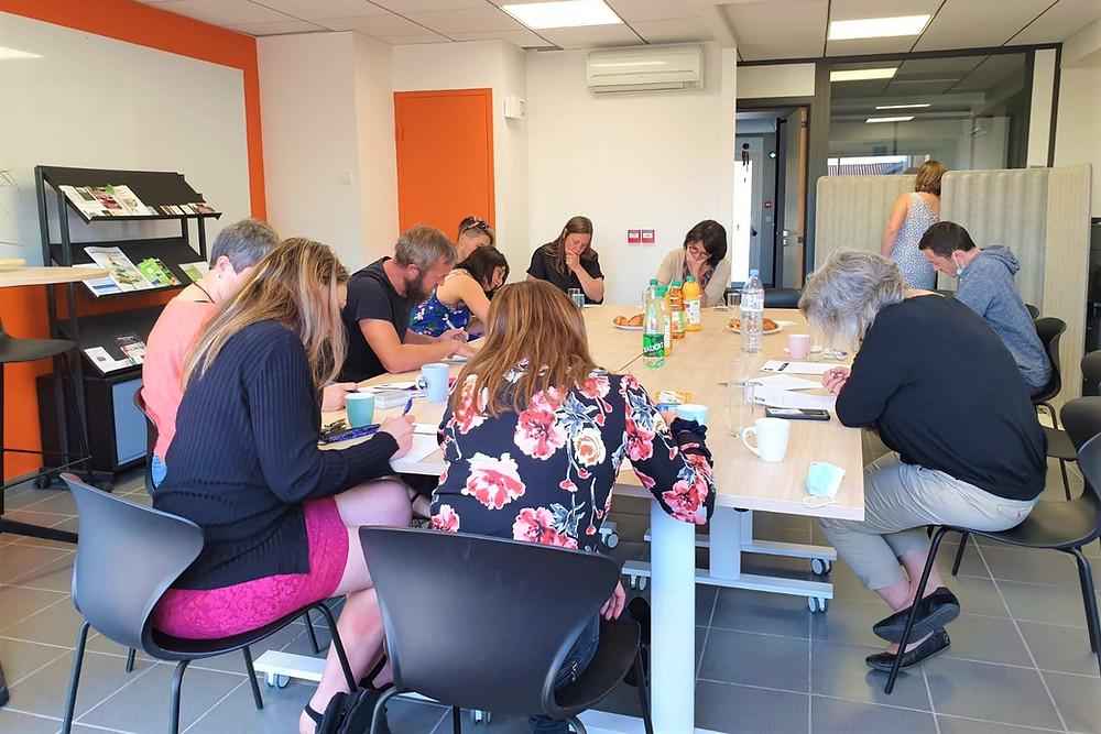 Communauté de professionnels dans la Loire (42) à Espace Pro 42.