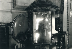 Antique Store Reflection