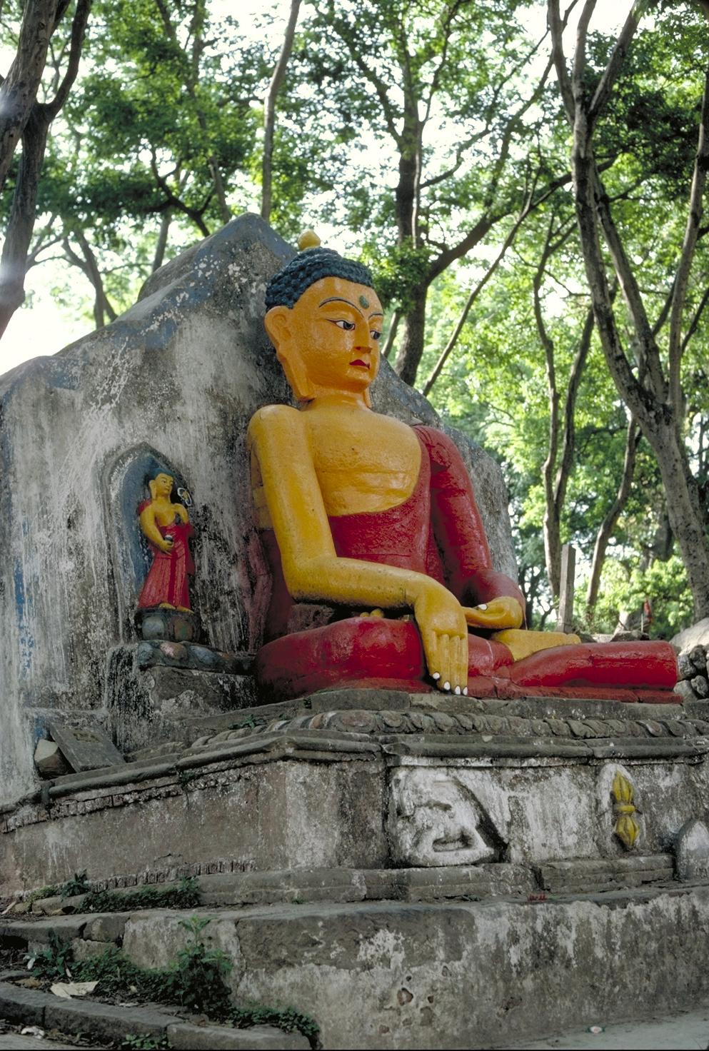 Statue, Nepal