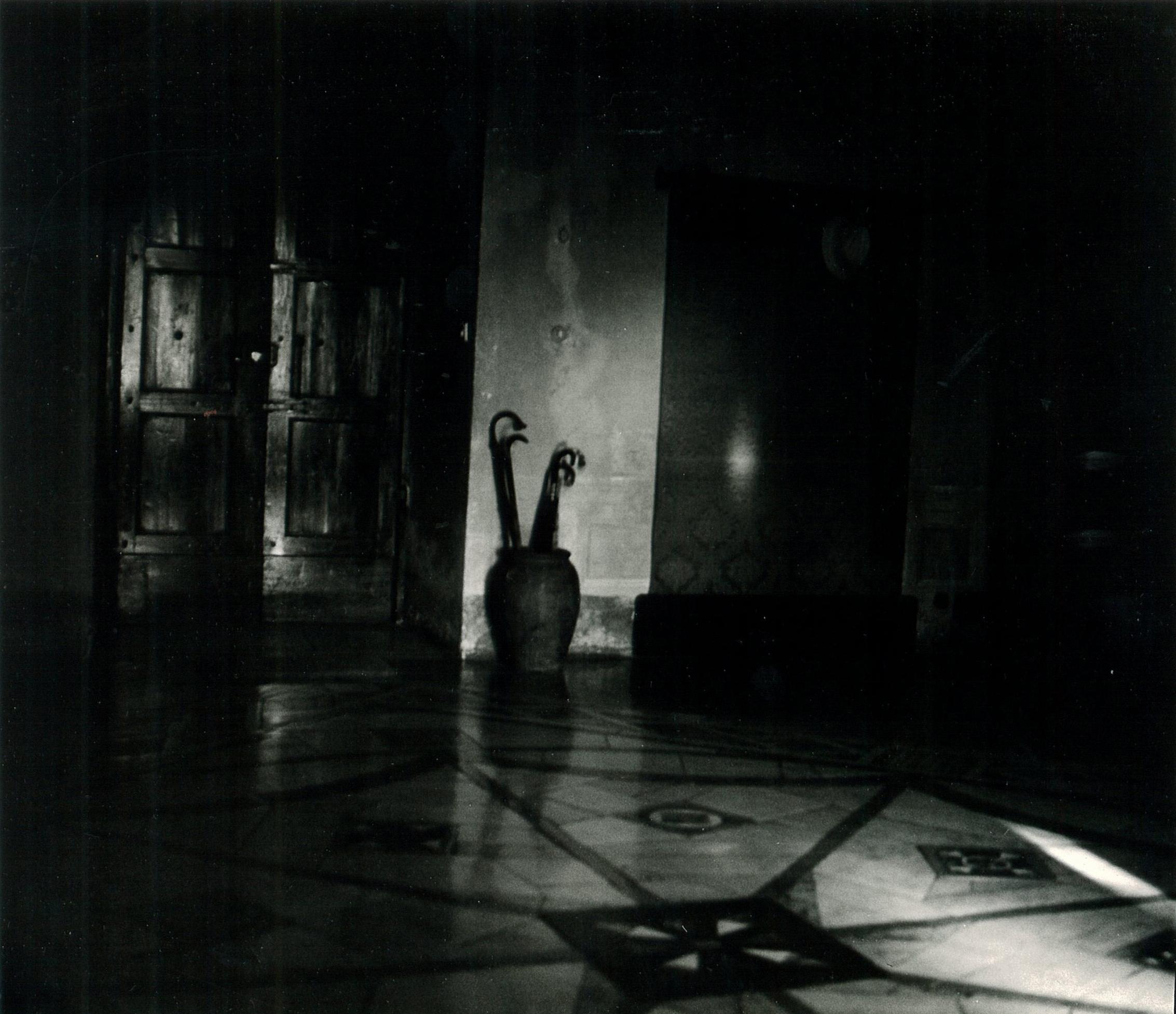 Sienna Hallway Entrance