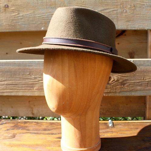 The Westside - Olive Wool