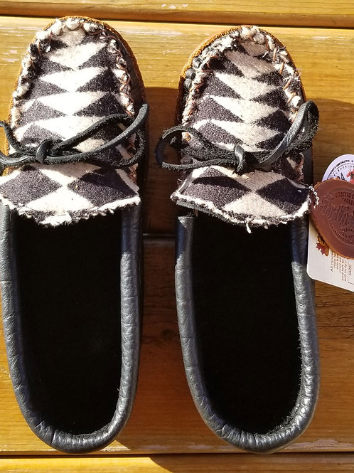 In the Ville  Custom Hides in Hand Moccasin - Size 8