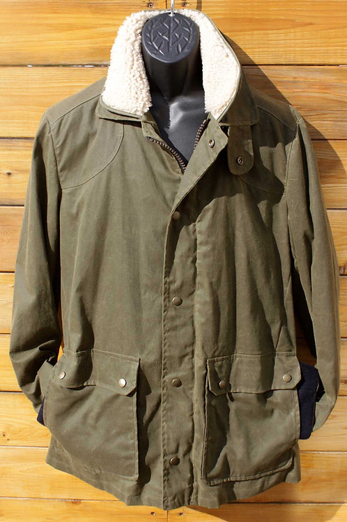 Tracker Jacket - Military Green Wax