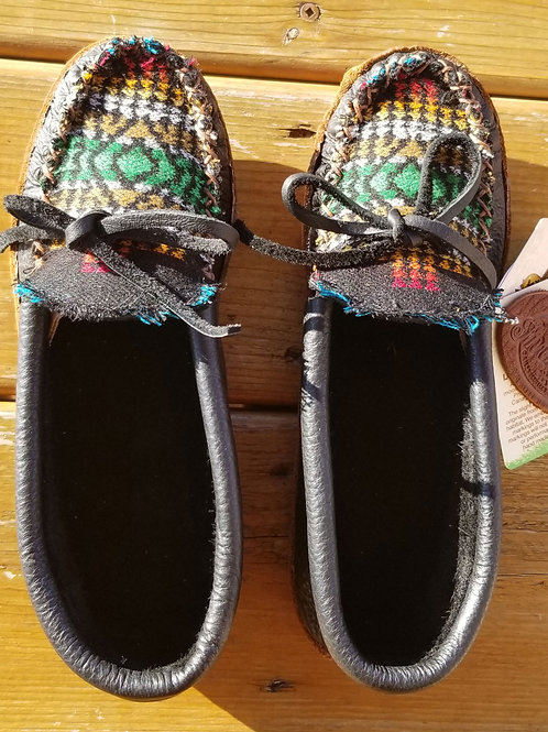 In the Ville Custom Hides in Hand Moccasin - Size 7