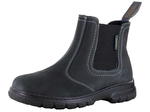Maddy - Charcoal Boots - Style 446040