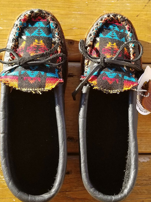 In the Ville Custom Hides in Hand Moccasin - Size 10