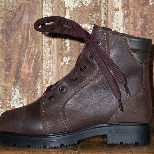 The Trekker Boot - Espresso Leather
