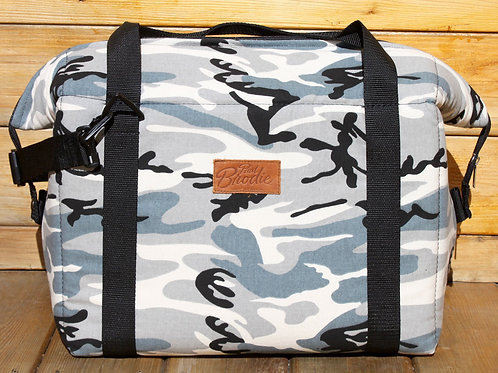 Paul Brodie Large Cooler - Camo Cotton